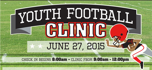 2015 Rose Bowl Game Youth Clinic