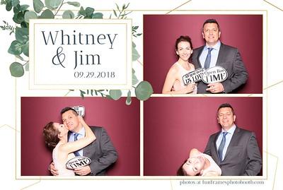 Whitney & Jim 09.29.2018
