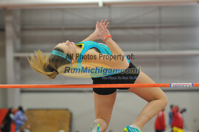 Girls' High Jump, Gallery 1 - 2014 MITS State Meet
