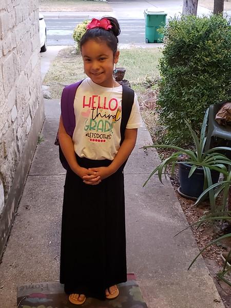 Bella | 3rd grade | Knowles Elementary