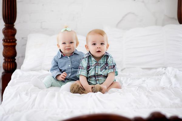 Happy Birthday Henry and Ella!! - 2019