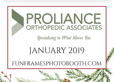 Proliance 2019 Holiday Party