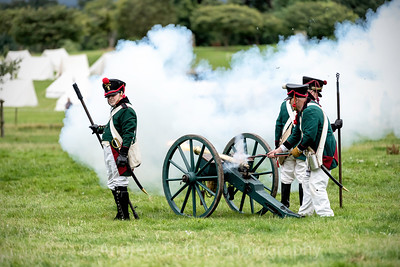 Spetchley Living History Weekend 2019