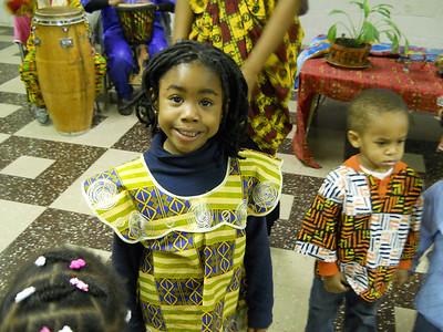 Celebrating Kwanzaa, Day 1
