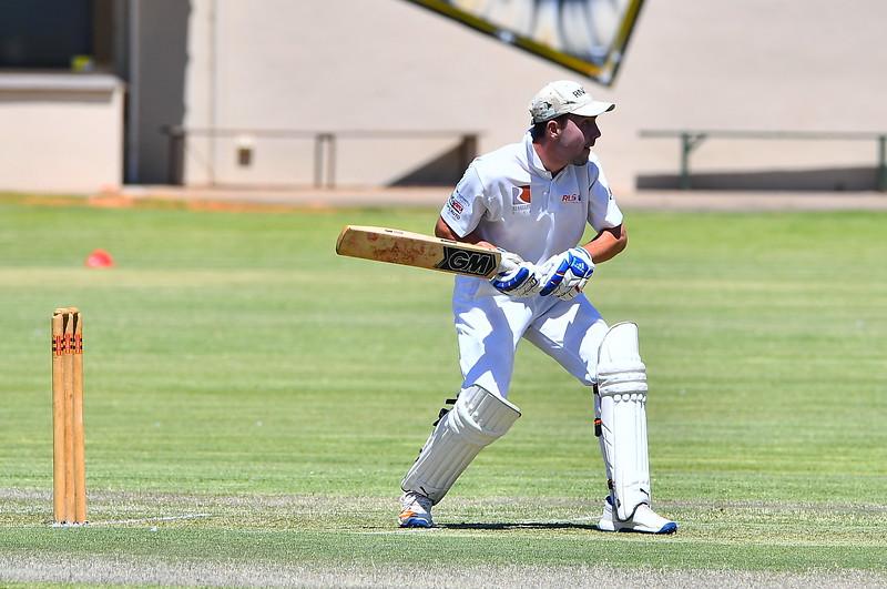 """T20 Comp """"A"""" Grade Renmark North v Berri (Ren North batting)"""
