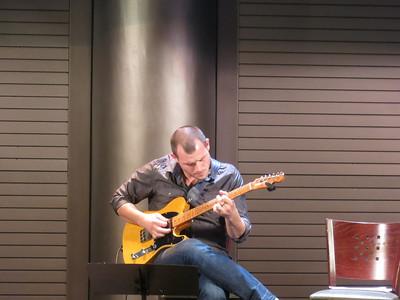 Instrumentalists @ the Plaza-Allen Stone & Friends July 28, 2013