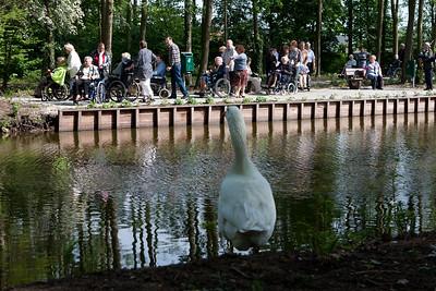 Inhuldiging Park rusthuis Sint-Jozef  - Kijk in 't park 2009