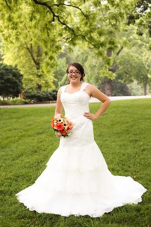 Romero Bridal Peeks