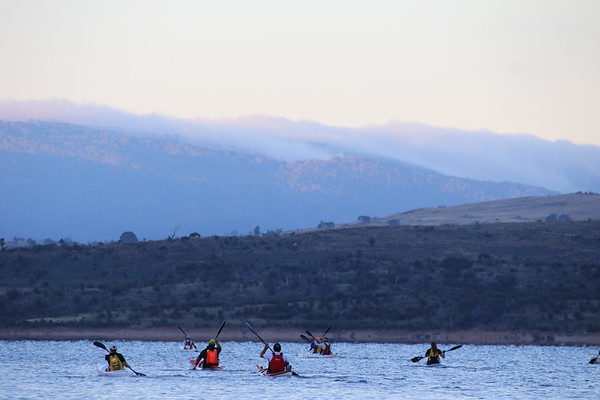 Sri Chinmoy Multi-Sport Classic, Jindabyne, 4 March 2018