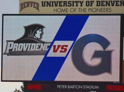 Big East vs Georgetown