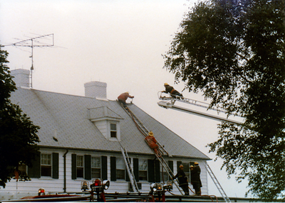 7/31/1979  Structure Fire Fenwick