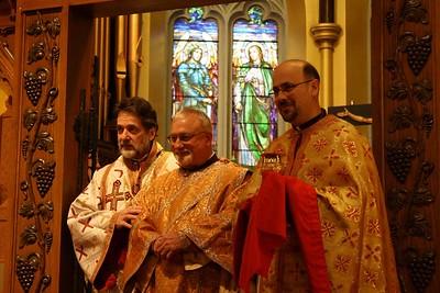 Ordination to Diaconate of Tom Parthenakis