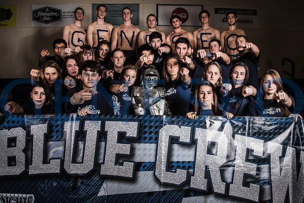 Blue Crew Promo Photos