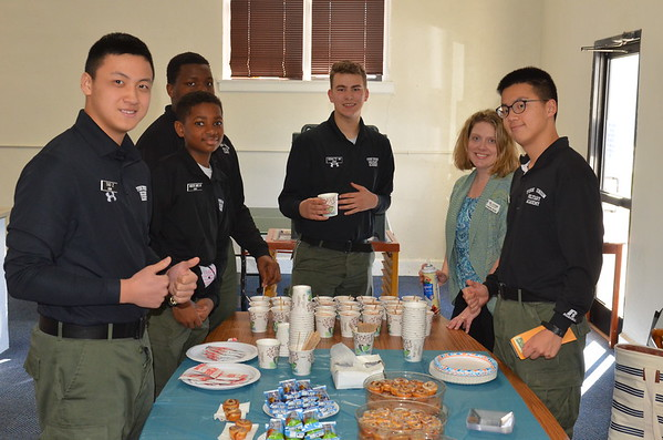 Global Citizens Hot Chocolate & Honey Bun Fund Raiser