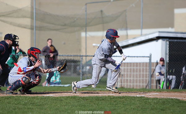 Seneca Indians Baseball 4-12-17