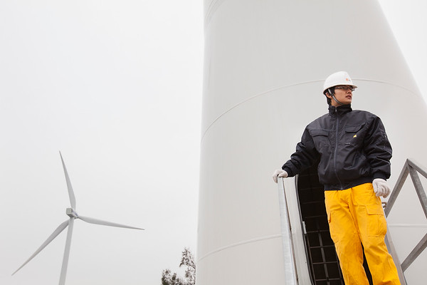 China Resources Wind Farm in Shantou