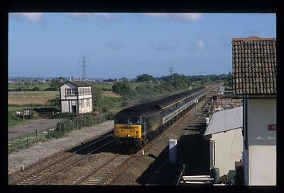 FGW Loco Hauled Trains 47 and 57