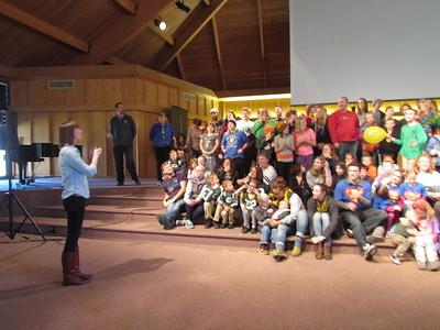Family Camp - Wonderland - November 13-15, 2015