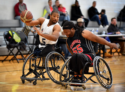 2017 Atlantic Sectionals Wheelchair Sports Tournaments