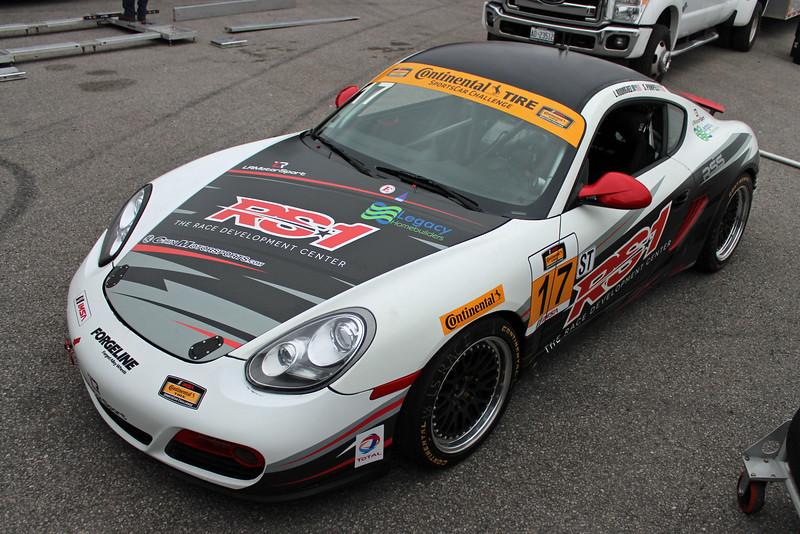 ST-RS1 Porsche Cayman