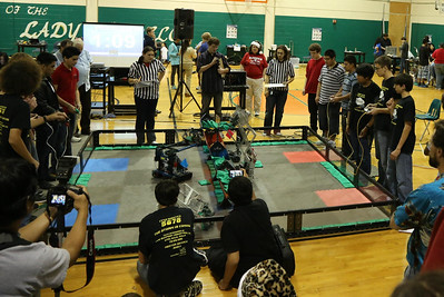 2012 HISD Vex League Day 1