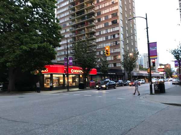 West End, Vancouver
