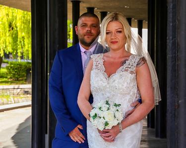 Mr & Mrs Hatton Wedding 2021