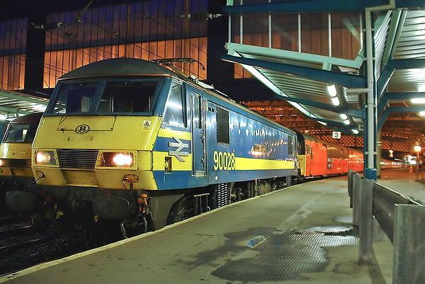 10th May 2003: Carlisle
