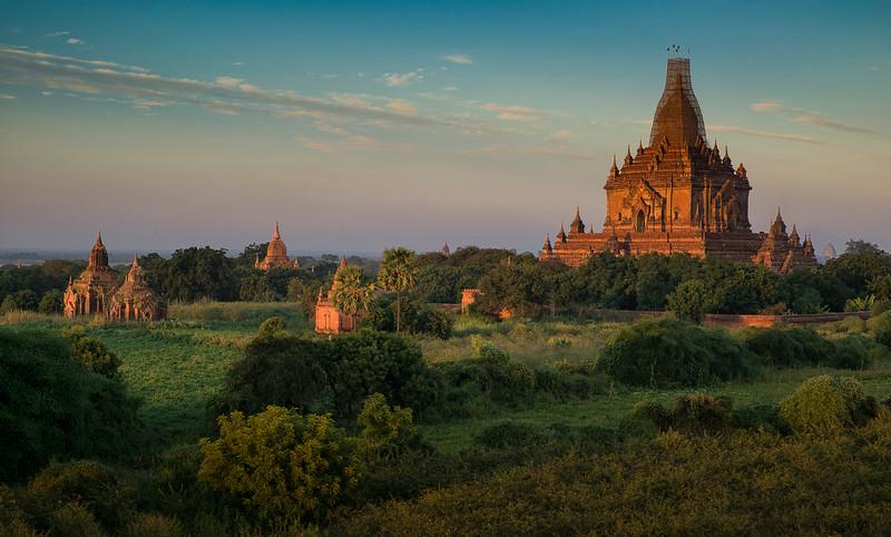 Bagan, Myanmar, 2017