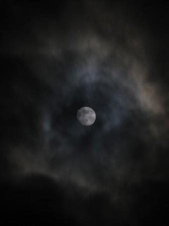 Moon Night 20071221