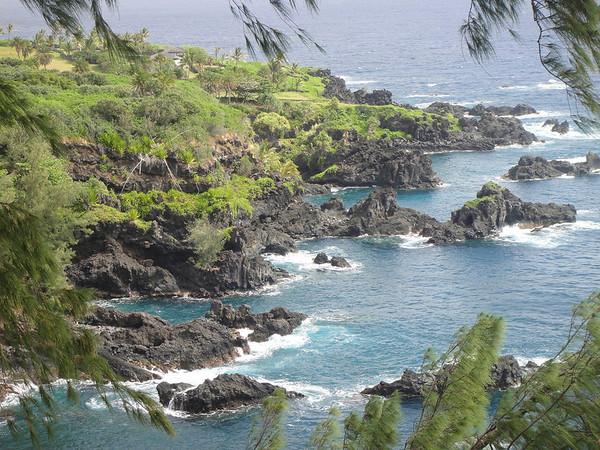Hana Waterfalls and Scenes #2