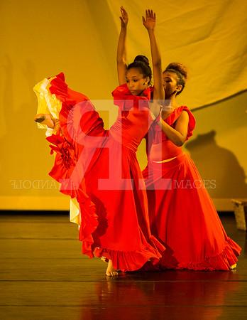 Dance Winterfest 2012 - Summertime