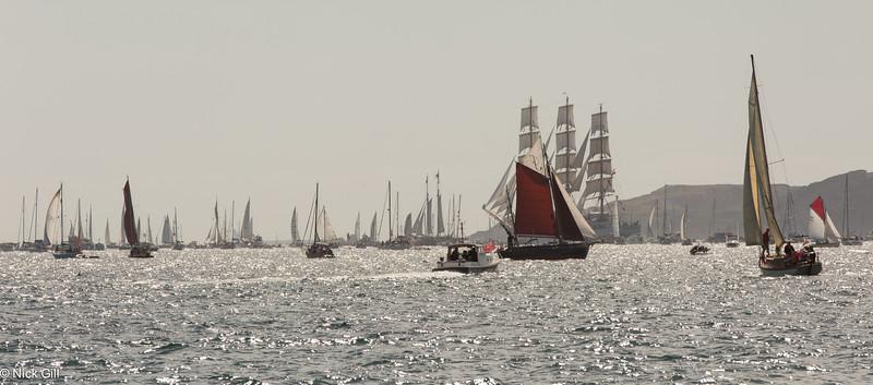 Tall Ships Falmouth 2014