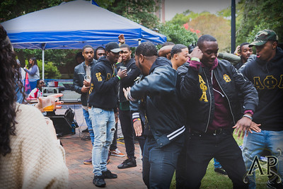 ODU Homecoming 2018 - Tailgate