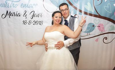 Javier y María 18/08/2018