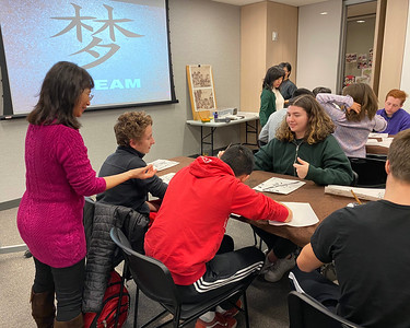 Upper School Chinese Institute Field Trip I Dec. 17
