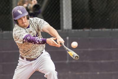 UNA Baseball vs Miles College