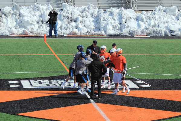 Princeton vs Johns Hopkins 03012014