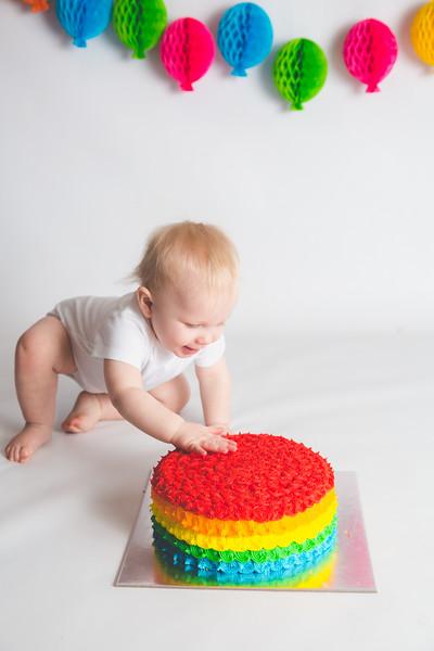 Harry's Cake Smash