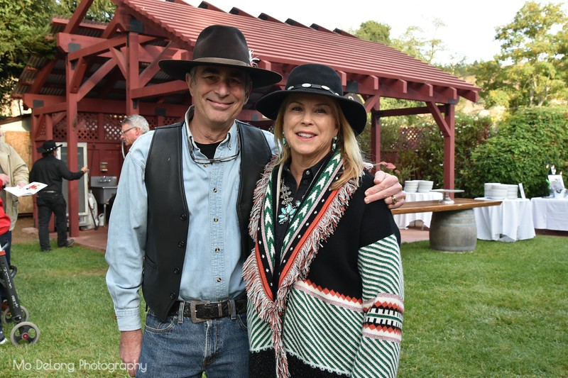 Todd Werby and Nonie Greene