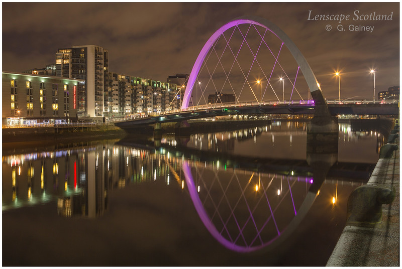 Clyde Arc bridge 2