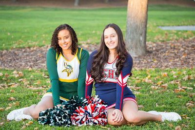 Arianna / Candice Cheer