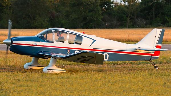 OY-DGD - CEA DR250/160 Capitaine