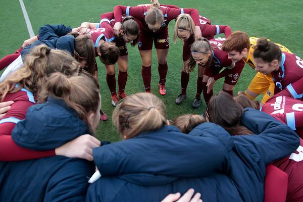 2019-11-16 - KAA Gent Ladies ll - KRC Genk Ladies