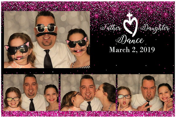 Father/daughter dance 2/2/2019
