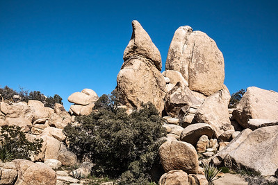 Hidden Valley - Joshua Tree National Park