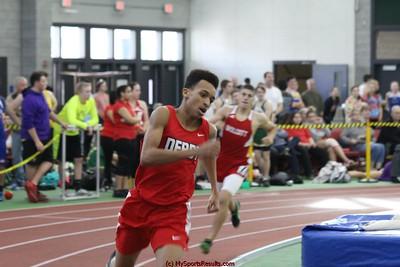 Boys 1000m Run