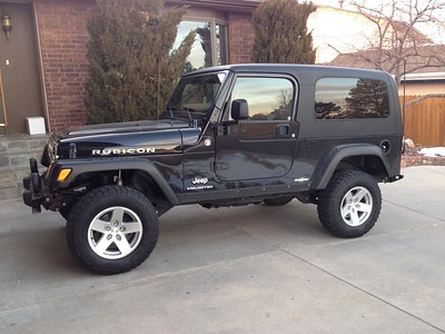 """New"" Rubicon"