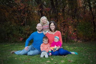 Andrea & Blake Blowers Family
