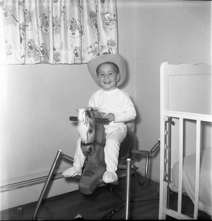 Misc. Young Martin photographs